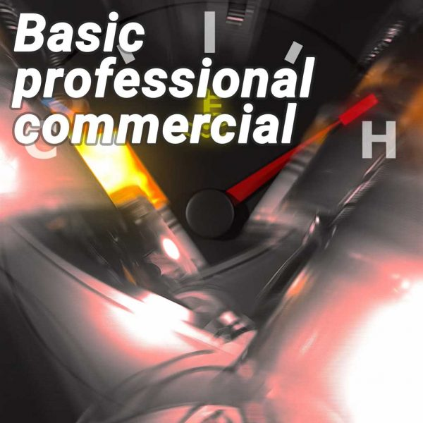 Basic Professional Commercials Production