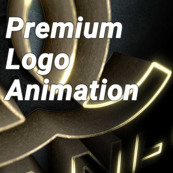 Premium Professional Logo Animation