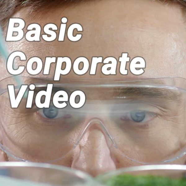 Basic Professional Corporate Video Production