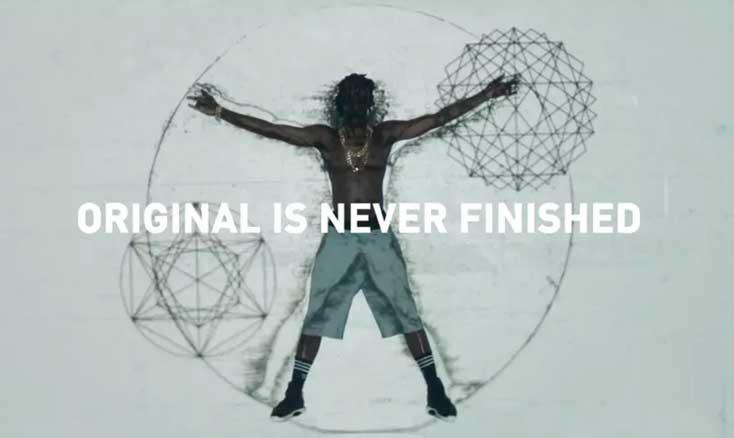 Adidas se nunca termina Originals'El original m80wNn