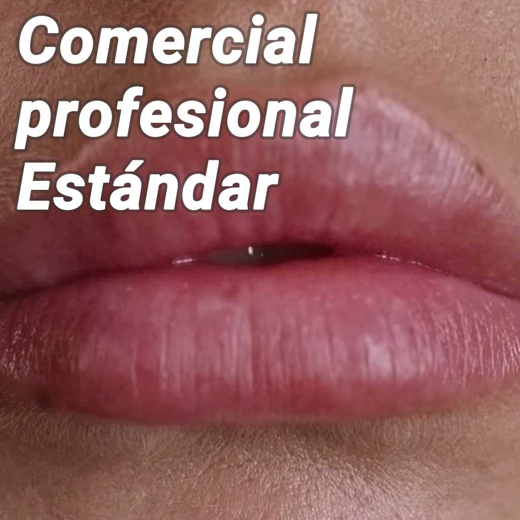 Producción Profesional Comercial Calidad